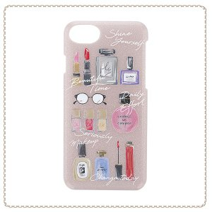 d517b626d1 iPhone8 iPhone7 iPhone6s ケース ピンクゴールドラメケース コスメグッズ SCP8097-PK ピンク スマホケース おしゃれ
