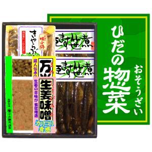 ひだの惣菜(今井醸造 下呂) お惣菜詰め合わせ|imaijozo