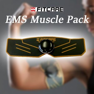 【安い】フィットケア FITCARE マッスルパック MUSCLE PACK EMS 小 腕腿用 002-EMSMP(539640)|imajin