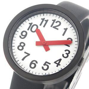 【送料無料】ピーオーエス POS ナヴァ NAVA 替えベルト付き クオーツ ユニセックス 腕時計 0505 ホワイト/ブラック(558546)|imajin