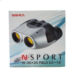 【安い】ナシカ NASHICA 双眼鏡 10?30×25 NSPORT (512258)|imajin