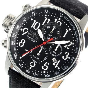 【送料無料】インヴィクタ INVICTA クオーツ クロノ メンズ 腕時計 1512 ブラック(516272)|imajin