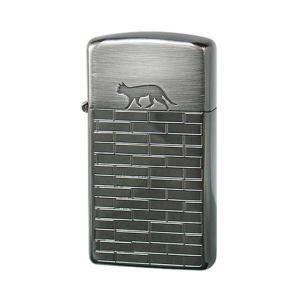 【安い】ジッポ ZIPPO キャットウォーク CATWALKS 喫煙具 16BN-CATW シルバー(507525)|imajin