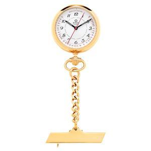 【安い】ロイヤル ロンドン ROYAL LONDON クオーツ ナースウォッチ 懐中時計 21019-02 ゴールド(532063) imajin
