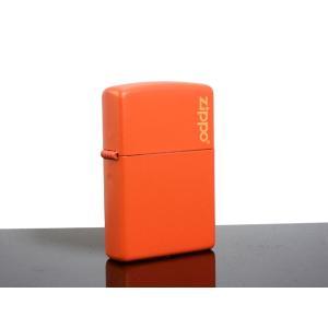 【安い】ジッポ ZIPPO ライター オレンジマット 231ZL(13318)|imajin