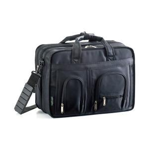 【安い】ブレザークラブ ビジネスバッグ ブリーフケース メンズ 26413 ブラック(519709)|imajin