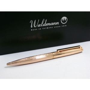 【送料無料】ヴァルドマン WALDMANN ボールペン タスカーニ 312101(13897)|imajin
