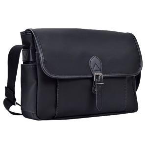 【安い】アンディハワード ANDY HAWARD 帆布コートシリーズ 日本製 豊岡製鞄 メンズ ショルダーバッグ 33687-1H ブラック(554758)|imajin
