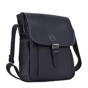 【安い】アンディハワード ANDY HAWARD 帆布コートシリーズ 日本製 豊岡製鞄 メンズ ショルダーバッグ 33689-1H ブラック(554752)|imajin