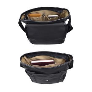 【安い】アンディハワード ANDY HAWARD 帆布コートシリーズ 日本製 豊岡製鞄 メンズ ショルダーバッグ 33689-1H ブラック(554752)|imajin|02