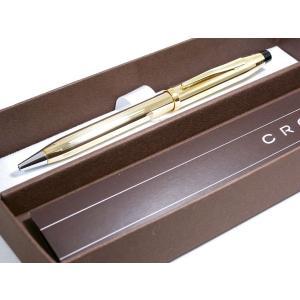 【送料無料】クロス CROSS センチュリー2 ボールペン 10金張り 4502WG(21048)|imajin