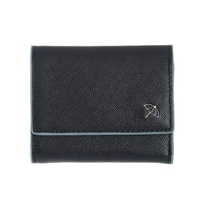 【安い】アーノルドパーマー ARNOLD PALMER メンズ 三つ折り 短財布 4AP3040-BK ブラック(285701)|imajin