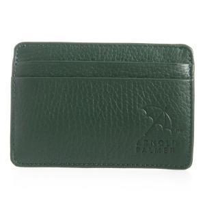【安い】アーノルドパーマー ARNOLD PALMER カードケース 小銭入れ 4AP3142-GR グリーン(520421)|imajin