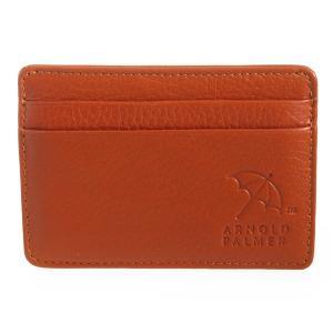 【安い】アーノルドパーマー ARNOLD PALMER カードケース 小銭入れ 4AP3142-TAN タン(520419)|imajin