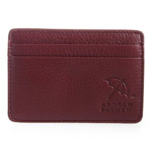 【安い】アーノルドパーマー ARNOLD PALMER カードケース 小銭入れ 4AP3142-WIN ワイン(520422)|imajin