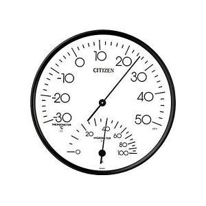【安い】シチズン 温湿度計 TM109 9CZ057-003(269714)|imajin