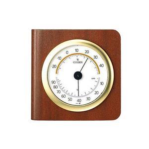 【安い】シチズン 温湿度計 TM148 9CZ094-006(269731)|imajin
