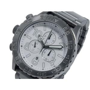 【送料無料】ニクソン NIXON 42-20 CHRONO 腕時計 A037-486(16946)|imajin