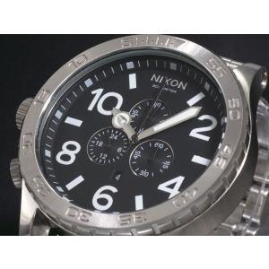【送料無料】ニクソン NIXON 51-30 CHRONO 腕時計 A083-000(12421) imajin