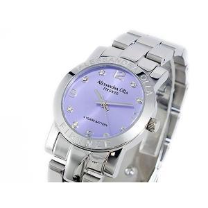 【安い】アレッサンドラ オーラ ALESSANDRA OLLA クオーツ レディース 腕時計AO-714(273814)|imajin
