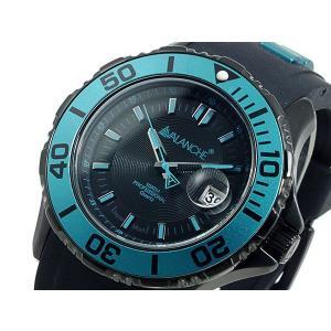 【安い】アバランチ AVALANCHE 腕時計 AV-1023S-GR ブラック×グリーン(271482)|imajin