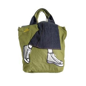 【安い】ミス サパト mis zapatos ロングスカート 3WAYショルダー レディース バック B-6646-KH カーキ(553108) imajin