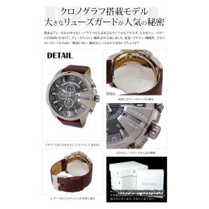 【送料無料】ディーゼル DIESEL クオーツ メンズ クロノ 腕時計 DZ4290 ガンメタル(274824)|imajin|02