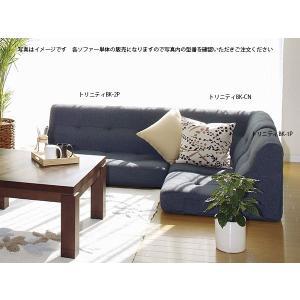 【安い】SOFA コーナーソファー トリニティBK-1P 【代引不可】(280614) imajin