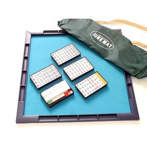 【安い】麻雀用マット 標準牌付き ジャンクマット JUNKMAT(250882) imajin