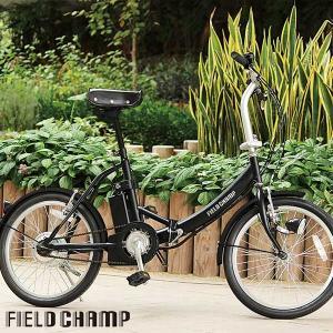 【安い】フィールドキャンプ FIELD CHAMP 自転車 KH-DCY310NE マットブラック 代引き不可(560320) imajin