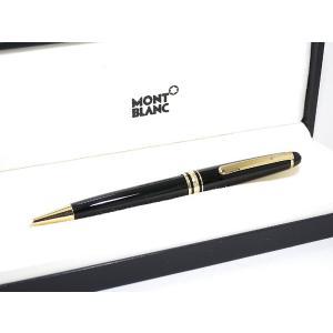 【送料無料】モンブラン MONTBLANC 10883 マイスターシュテュック クラッシック ボールペン 164 ブラック×ゴールド(13952)|imajin