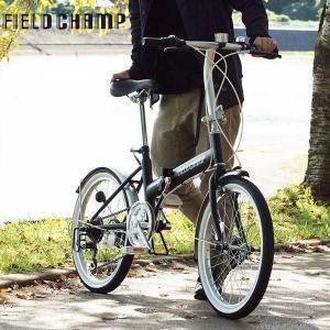 【安い】フィールドキャンプ FIELD CHAMP 自転車 MG-FCP206 ブラック 代引き不可(560319) imajin