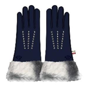 【送料無料】オロビアンコ OROBIANCO レディース 手袋 7.5 ORL-1584-NV ネイビー(511991)|imajin