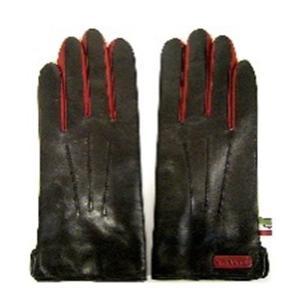 【送料無料】オロビアンコ OROBIANCO メンズ 手袋 8.5 ORM-1530-BR ダークブラウン/レッド(511970) imajin