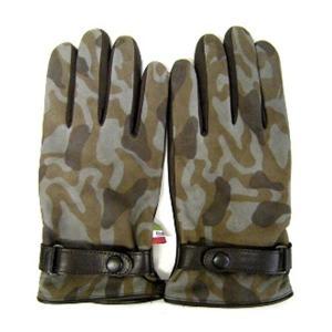 【送料無料】オロビアンコ OROBIANCO メンズ 手袋 8.5 ORM-1534-KH カーキ(511977)|imajin