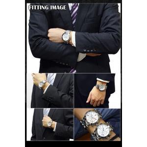 【安い】サルバトーレ マーラ SALVATORE MARRA クロノグラフ 腕時計 SM8005-SSWH(9822)|imajin|03
