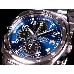 【送料無料】セイコー SEIKO クロノグラフ 腕時計 SND193(6002)|imajin