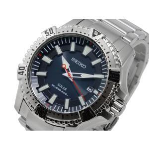 【送料無料】セイコー SEIKO ソーラー ダイバーズ 200  SOLAR DIVERS 200 クオーツ メンズ 腕時計 SNE293P1(281072)|imajin