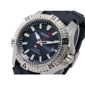 【送料無料】セイコー SEIKO ソーラー ダイバーズ 200  SOLAR DIVERS 200 クオーツ メンズ 腕時計 SNE293P2(281073)|imajin