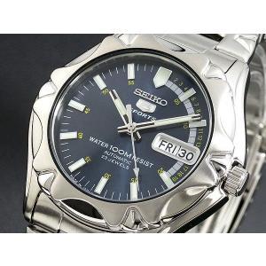 【送料無料】セイコー SEIKO セイコー5 スポーツ 5 SPORTS 日本製 自動巻き 腕時計 SNZ447J1(28944)|imajin