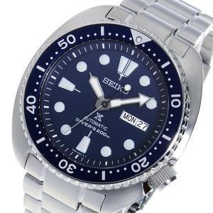【送料無料】セイコー プロスペックス ダイバーズ 自動巻き メンズ 腕時計 SRP773J1 ネイビー 国内正規(524722)|imajin