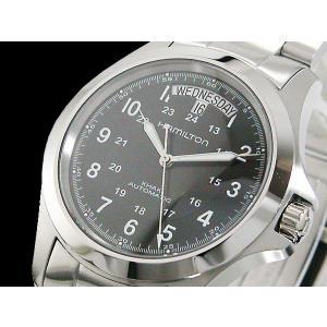 ハミルトン HAMILTON カーキキング 自動巻き 腕時計 H64455133|imajin