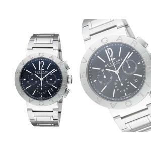 ブルガリ BVLGARI ブルガリ ブルガリ 自動巻き クロノ 腕時計 BB42BSSDCH|imajin