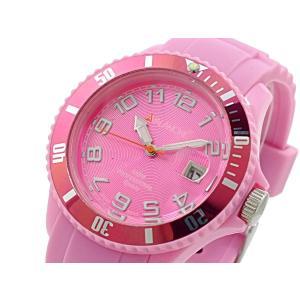 アバランチ AVALANCHE クオーツ 腕時計 AV-100S-PK-40 ピンク ピンク|imajin