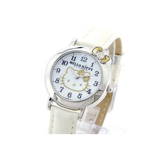 シチズン ハローキティー クオーツ レディース 腕時計 VW23-131 ホワイト|imajin