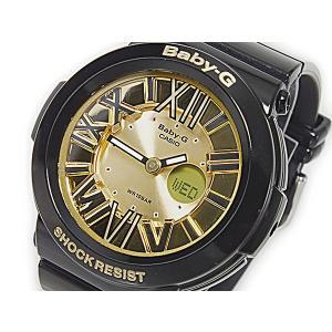 カシオ CASIO ベビーG BABY-G ネオンダイアル デジタル 腕時計 BGA-160-1B 液晶|imajin