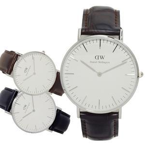 ダニエル ウェリントン ヨーク クオーツ 36 ユニセックス 腕時計 0610DW (DW00100055) ホワイト|imajin