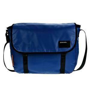 【送料無料】ディーゼル DIESEL メンズ ショルダーバッグ X04814-P1157-T6050 ブルー(555184)|imajin