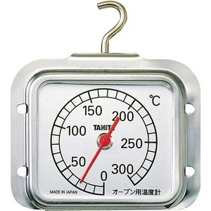 オーブン温度計 タニタ シンプル 高温 温度計 5493 〒郵送可¥320|imanando