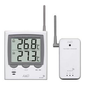 ワイヤレス温度計:A&D温度計AD-5661〜送料無料|imanando